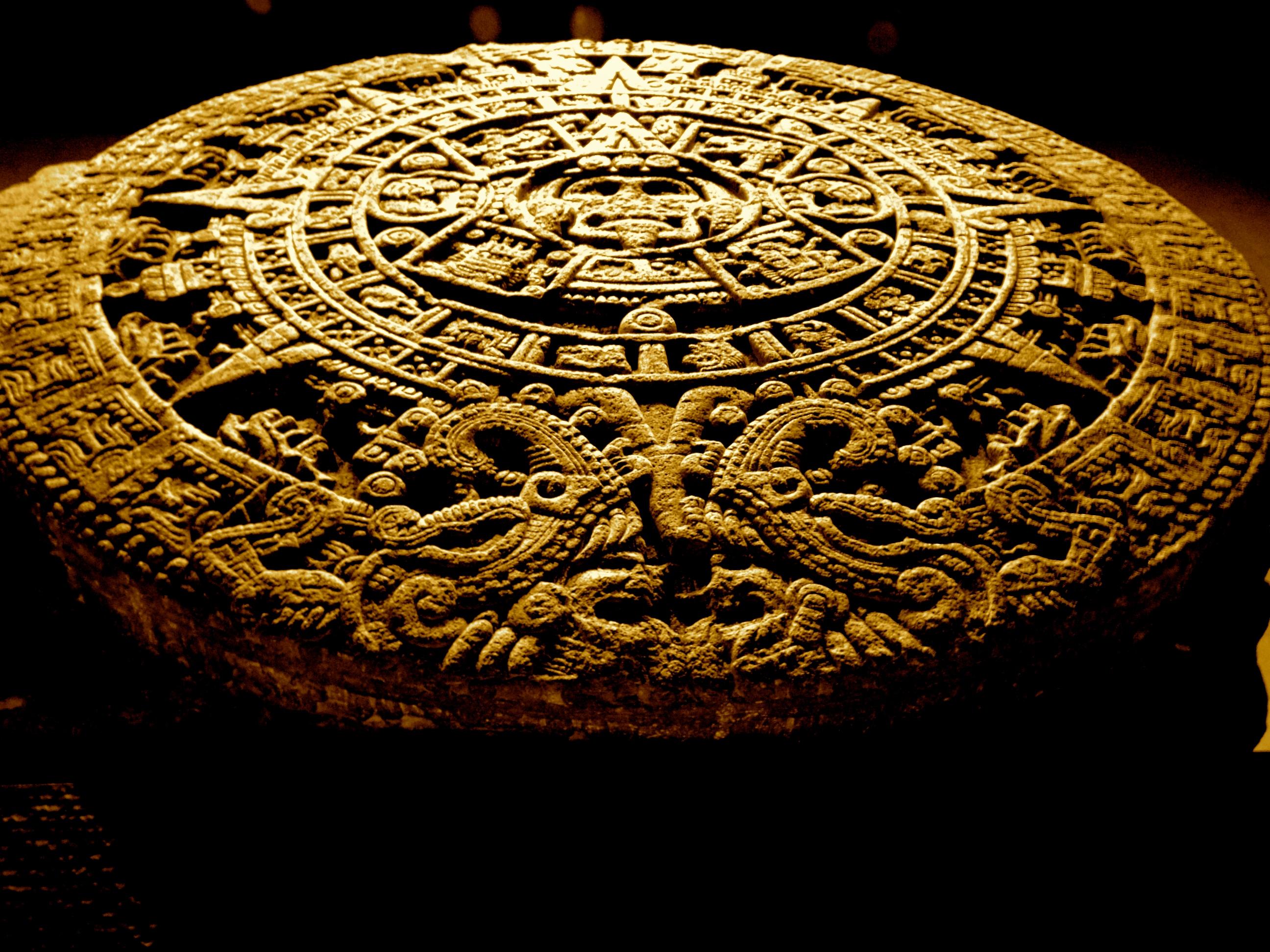 Calendario Azteca.7 Datos Enigmaticos Sobre El Calendario Azteca